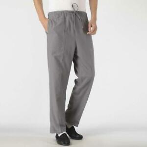 Linen Kung Fu Tai Chi Pants Martial Arts Trousers Wingchun Uniform With Pocket