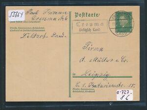 55664) Landpost - Ra2 Creuma Delitzsch Land, GA 1932