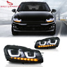 LED Projector Headlight & Sequential Indicator For Volkswagen Golf 6 MK6 2010-14