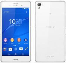 """Sony Ericsson XPERIA Z3 D6603 4G LTE 16GB 5.2""""  Libre TELEFONO MOVIL Blanco"""