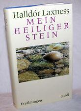 HALLDÓR LAXNESS - Mein Heiliger Stein - Erzählungen