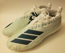 New Adidas Adizero Parley 8.0 Football Cleats Green White Size 11
