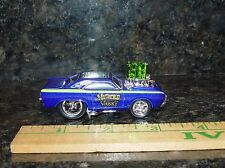 "MM 1968 DODGE DART HEMI ""MOTHERS WORRY"" NHRA DRAGSTER RRS LIMITED EDITION"