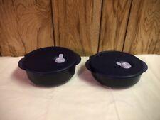 Tupperware Vent 'N Serve Round Small Set