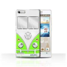 Étuis, housses et coques verts Huawei pour téléphone mobile et assistant personnel (PDA)