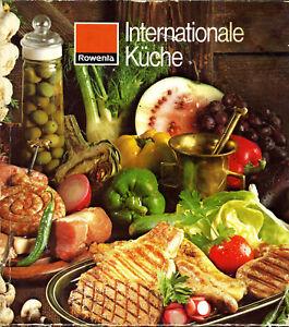 Internationale Küche  ROWENTA