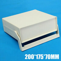 Enclosure Electronics Project Case Instrument Shell Box 200*175*70mm Plastic