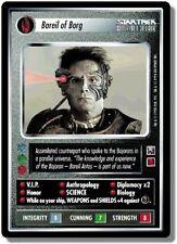 Star Trek CCG 1E - Enhanced First Contact - Bareil of Borg - NM / STCCG