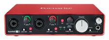Focusrite Scarlett 2i4 2nd Generation Audio Interface