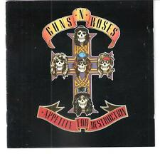 GUNS N` ROSES - Appetite for destruction