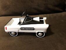 Hallmark Kiddie Car Classics Pedal 1956 Garton Dragnet Police Car Qhg9016 Nib