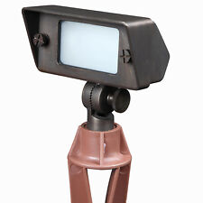 LED Low Voltage SOLID BRASS FLOOD Light - Architectural Landscape Lighting