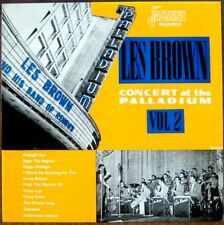 "Les Brown ~ ""Concert at the Palladium"" Volume 2 ~ LP ~ (UK Reissue)"