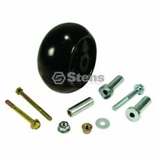 John Deere AM133602 Aftermarket Plastic Deck Wheel Kit / Stens 210-235