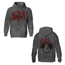 "DEATH: Scream Bloody Gore GREY Pullover Hoody ""L"" Cannibal Corpse Morbid Angel"