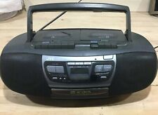 JVC System Tuner Receiver CD Dual Cassette RC-QW35BK Year 1996