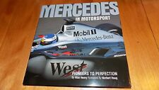 MERCEDES IN MOTORSPORT PIONEERS TO PERFECTION Auto Racing Benz History Book
