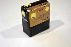 Nikon EN-EL10 (25752) Li-Ion Camera