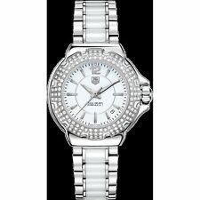 Tag Heuer WAH1215.BA0861 Formula1 Women's Silver Stainless steel Ceramic Watch