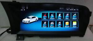 "Mercedes Benz S 250 350 400 W221 10.25"" Android 10.0 8-core Autoradio 4+64GB GPS"