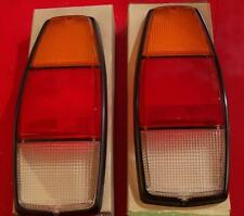 WB HOLDEN TAILLIGHT LENS, (PAIR)