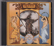 DR. JOHN THE SUN, MOON & HERBS CD OOP New Orleans Clapton Jagger Price Gordon