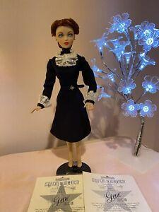 Ashton Drake Gene Criss Cross Doll Wearing Little Black Dress Complete Outfit
