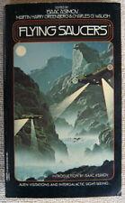 Flying Saucers by Isaac Asimov (Editor) PB - Frank Belknap Long