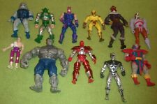 Marvel Legends?  Action Figure Lot 1994 Terrax Hulk Dynamo war machine Zemo