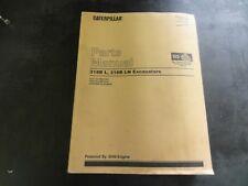 Caterpillar CAT 318B L  318B LN Excavators Parts Manual     SEBP2977-01