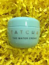 TATCHA The Water Cream .34oz/10mL Dlx Travel Size Moisturizer - NEW, FREE SHIP!