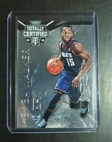 2014-15 NBA 🏀 PANINI TOTALLY CERTIFIED KEMBA WALKER HORNETS CARD No.12 mint