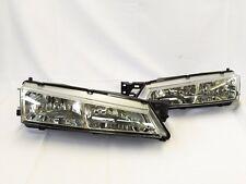 JDM NISSAN SILVIA S14 14 240SX 95-99 KOUKI HEADLIGHT LIGHTS Chrome NEW JAPAN