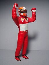 FIGURINE  1/18  SCHUMACHER  F1  PILOTE  WINNER  VROOM  NOT PAINTED  MINICHAMPS