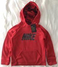 87e6c52ad072 Nike Red Hood Sweatshirt Sweatshirts   Hoodies (Sizes 4   Up) for ...