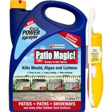 Patio & Deck Cleaners