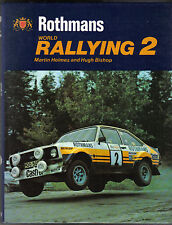 World Rallying Annual No. 2 Rothmans 1979 Season by Holmes & Bishop 1980