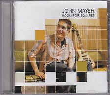 JOHN MAYER - ROOM FOR SQUARES - CD  - NEW -