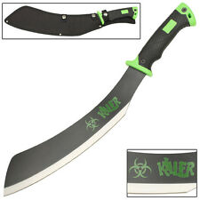 Head Buster Zombie Killer Parang Hunting and Chopping Outdoor Machete Knife