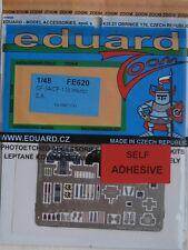 Eduard 1/48 fe620 zoom a colori Etch per l'Kinetic cf-5a/cf-116 Tiger