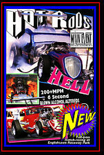 WILD Altereds HOT RODS from HELL, A Main Event Entertainment DVD