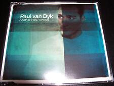 Paul Van Dyk Another Way / Avenue Remixes 5 Track Australian CD