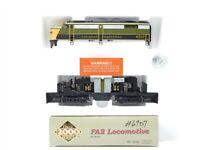 HO Scale Proto 2000 8646 CN Canadian National Alco FA2 Diesel Loco #6707
