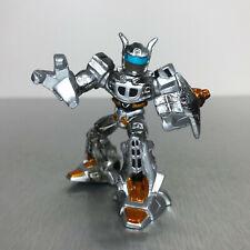 Transformers Robot Heroes JAZZ figure metallic battle damage from Final Battle