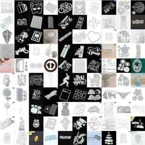 Metal Cutting Dies Die Cut Stencil Embossing For DIY Scrapbooking Photo Album~