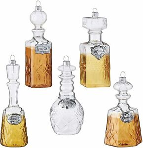 Raz Imports Decanter Ornament, Choose Your Style (3853013)