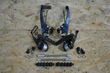 Vintage NOS - SHIMANO XTR BR-M970 - MTB bike brakes v-brakes v-brake 2 pairs