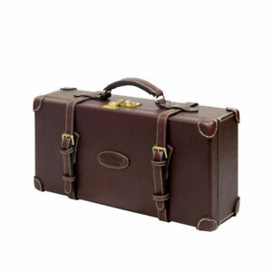 Guardian Canterbury Loaders Case 300carts Brown Leather
