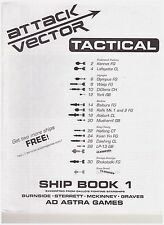 attack vector - TACTICAL - SHIP BOOK 1 - AD ASTRA GAMES
