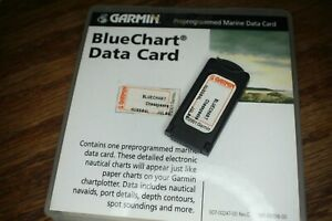 Garmin BlueChart Data Card - MUS504L Chesapeake